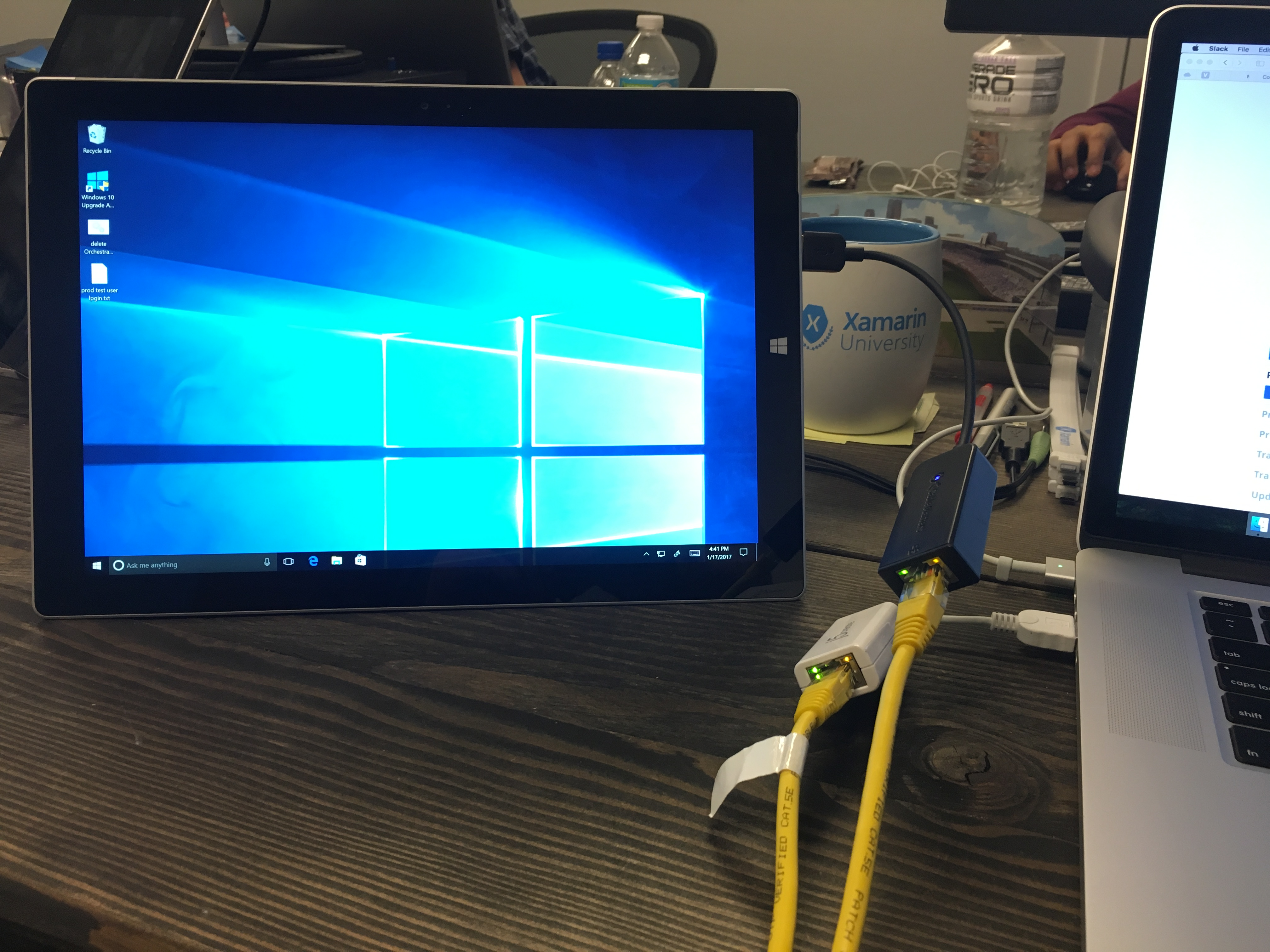 Wired Debugging on a Surface Tablet? Yes You Can! – Mobile as Muse ...